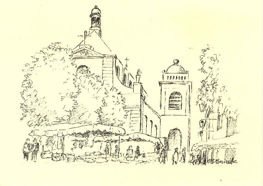 AOC-Choisy.Cathedrale.Dessin.Marie-Brigitte.Brucelle