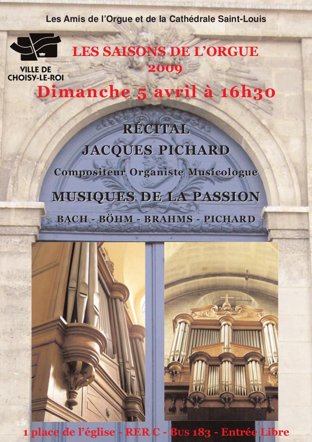 AOC-Choisy.Orgue.Affiche.Concert.2009.04.05