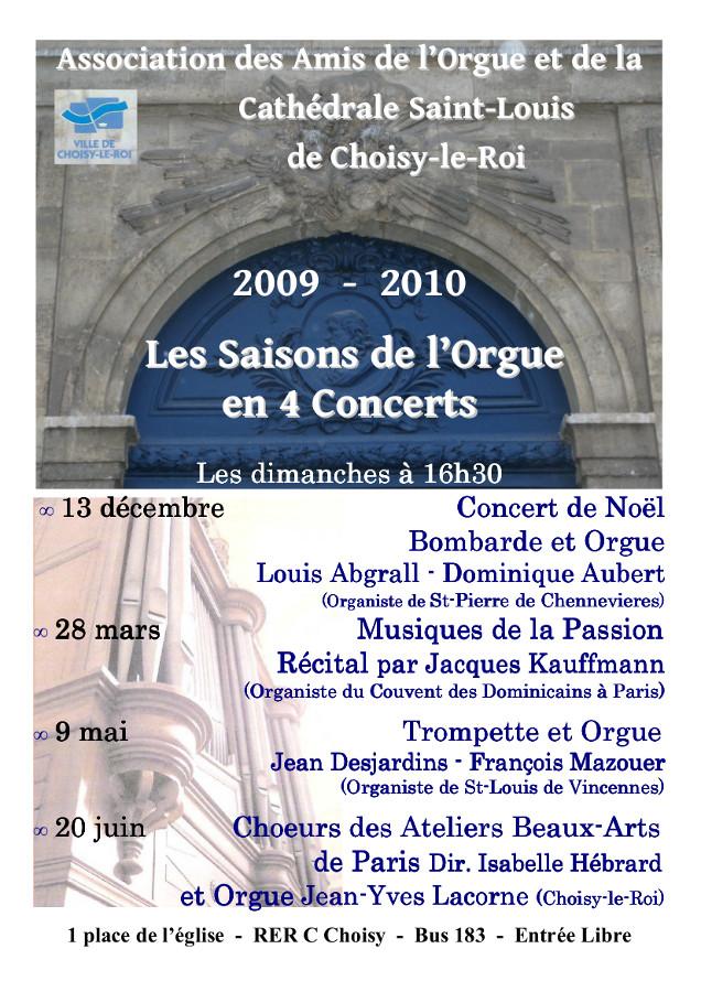 AOC-Choisy.Orgue.Affiche.Saison.2009-2010