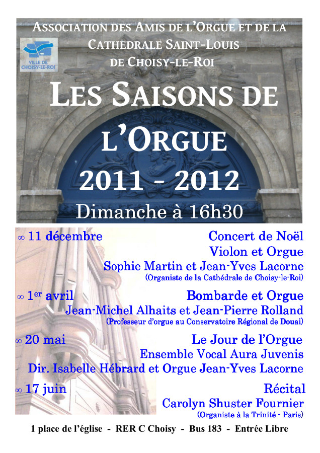 AOC-Choisy.Orgue.Affiche.Saison.2011-2012