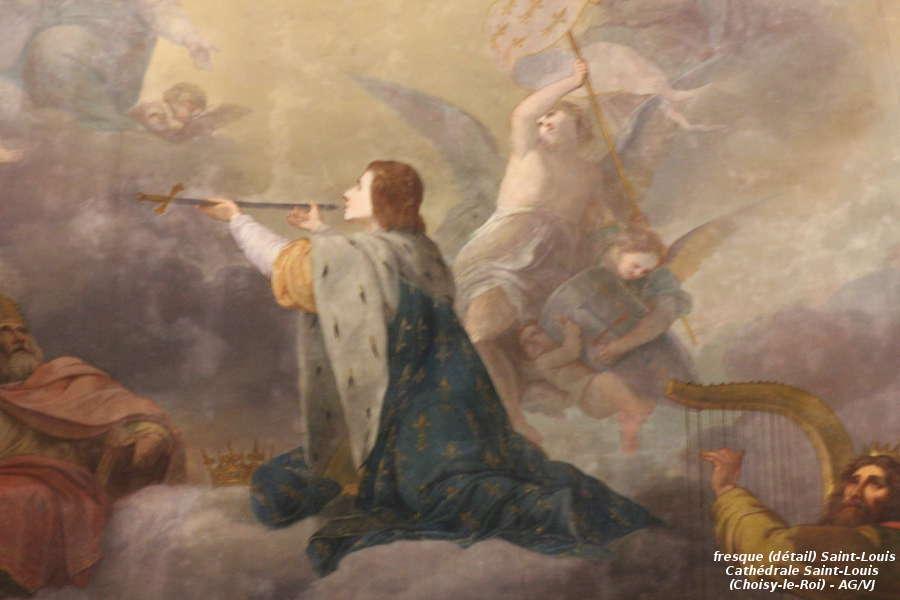 AOC-VJ.Choisy.Cathedrale.Fresque Saint-Louis.01