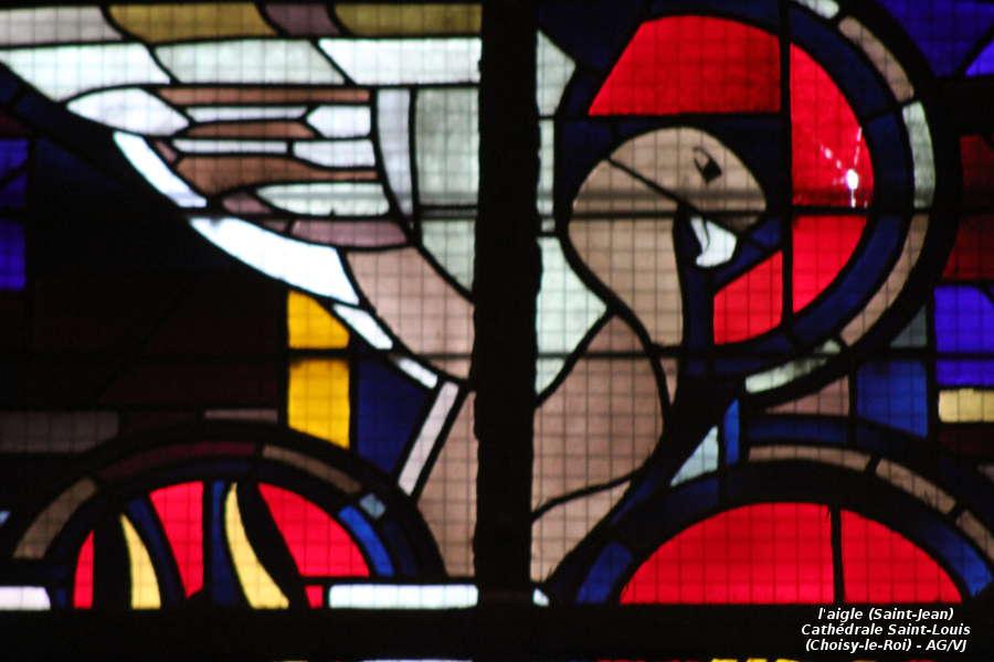 AOC-VJ.Choisy.Cathedrale.Vitrail Aigle.01