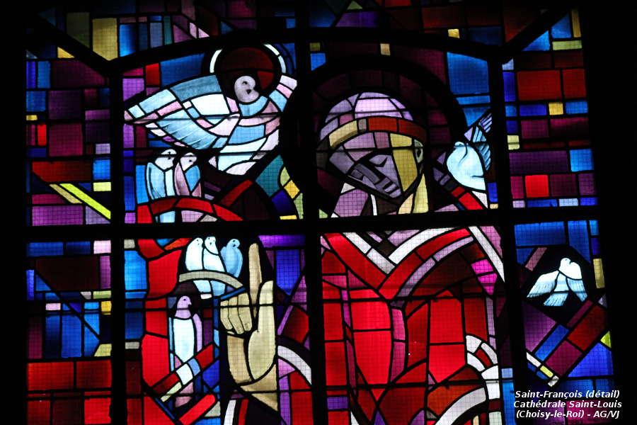 AOC-VJ.Choisy.Cathedrale.Vitrail Saint-François.01